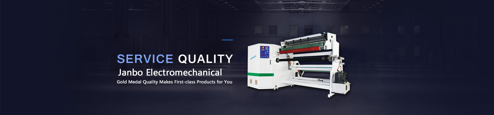 Janbo Electromechanical